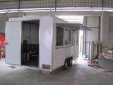 Chariots mobiles d'aliments de préparation rapide (SHJ-MFS400H)