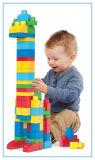 bolso del edificio grande 80-Piece, juguetes clásicos de los niños