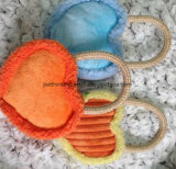 Drei Farben des Inner-Entwurf Soundin Haustier-Spielzeugs