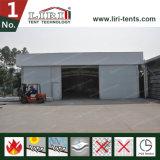 Estructura del cubo para el almacenaje del almacén con la pared dura de acero
