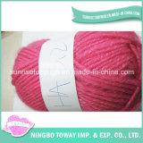 Le tricot de fils encombrants de remise en ligne boutiques de fils de laine