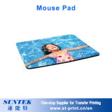 Forme ronde Tapis de souris avec impression en sublimation Sublimation vide