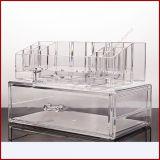 De Acryl Kosmetische Organisator van uitstekende kwaliteit van de Vertoning en van Juwelen