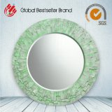 Specchio decorativo di legno di bella di strato arte dello specchio 3D per la decorazione domestica (LH-M170608)