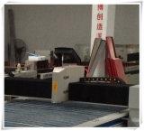 Máquina de estaca do plasma do CNC do baixo preço para a folha (duto)