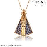 32688 Joyería de moda Diamante de lujo Big Sweer CZ colgante