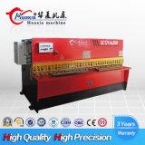 Máquina que pela de la viga hidráulica del oscilación (QC12Y)