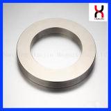 Magnete di anello materiale magnetico permanente della terra rara