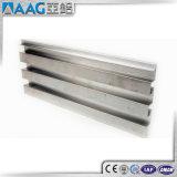 Precio de la aleación de aluminio/material de aluminio de la protuberancia