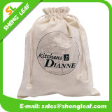 100% QC Custom Make 210d Silkprinting Waterproof Nylon Drawstring Bag
