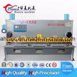 강철에게 금속 깎기를 위한 QC11k 8mm2500mm 유압 단두대 깎는 기계
