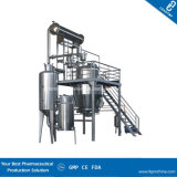 Maquinaria de extracción de Stevia de gran eficiencia.