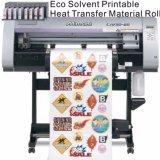 Papier de transfert thermique foncé d'Eco-Dissolvant de qualité pour le textile