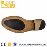Fábrica de venda direta de alta qualidade couro genuíno militar botas de tornozelo