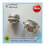 CNC que faz à máquina para o setor automóvel com liga de alumínio