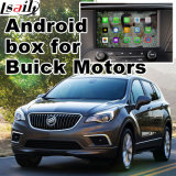 Interface de vídeo de navegação GPS Buick Lacrosse 2014