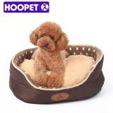 Kleines Teddybär-Kissen-waschbares Hundebett beständig gegen das Beißen