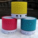 인쇄되는 로고를 가진 신제품 무선 LED 가벼운 스피커 (572)