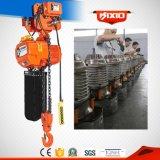 Materialtransport-Laufkatze-Systeme 5 Tonnen-elektrische Hebevorrichtung