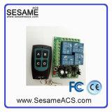 Control remoto 4 interruptor de la puerta inalámbrica de control de acceso (SWBM-4)