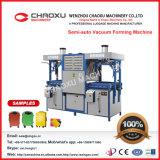 中国からの機械を形作るThermoformingの真空を形成する荷物の打撃