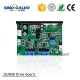 Высокоскоростная профессиональная головка Galvo Js3808 для оборудования вырезывания лазера