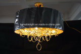 Um elegante pingente candelabro de ouro de ferro (ka9022)