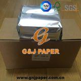 papier thermique d'ultrason de 110mm*20m en emballage de roulis