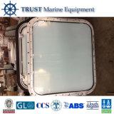 Finestra rettangolare d'acciaio marina della nave per la barca