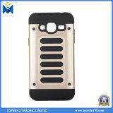 Caso protector con estilo a prueba de choques de la contraportada del teléfono móvil PC+TPU para el iPhone 7