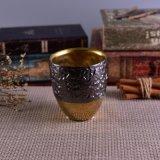 Tarro de cerámica de la vela con la capacidad 18oz
