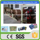 Bolsa de papel kraft de línea de producción con bajo precio en Wuxi