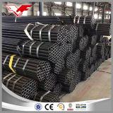 Tubulação de aço preta redonda do carbono ERW