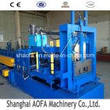 El corte hidráulica y perforación Sistema C-roll Forma que forma la máquina