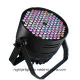 El blanco caliente del concierto vivo o sola IGUALDAD del color 120PCS 3W LED de RGBW puede luz de la etapa del LED