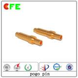 Pin de cuivre de Pogo de fabrication pour les produits électroniques