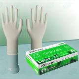 Перчатки латекса силы магазина салона свободно естественные для оптовой продажи