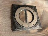 304 части нержавеющей стали с подвергать механической обработке CNC точности