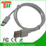 Mfi Factory Wholesale Blanc USB 2.0 Type C Câble USB de charge de données