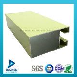 Porte de guichet profil en aluminium en aluminium d'alliage de 6000 séries pour le marché du Nigéria