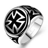 Los hombres de acero de titanio nueva moda Deign anillo anillo hombre Joyas Hombre diseño especial