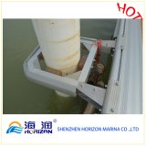 Guide Pile Marina pour Pots Floating Pontoon / Dock