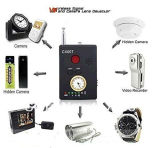 Wireless Cx007 RF Signal Camera Telefone GSM GPS WiFi Bug Detector