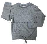Normaler Pullover für Mädchen mit Lurex im Gewebe