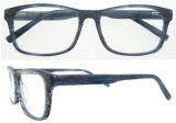 Las lentes de la manera venden al por mayor marcos ópticos comunes listos de los marcos ópticos
