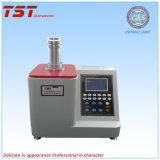 Testeur de propriétés mécaniques en cuir- fissure résistance de surface (lastometer)