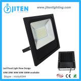 LED 가벼운 플러드 빛 100W SMD는 투광 조명등 IP65 옥외 점화를 체중을 줄인다