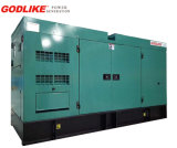 Известный генератор двигателя 55kVA супер молчком тепловозный (GDY55*S)