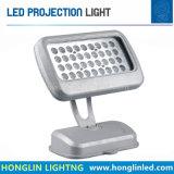 プロジェクター建物LEDの狭いビームライト18W 36W LEDフラッドライト