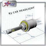 유연한 주석으로 입힌 구리 끈목을%s 가진 H13 H4 LED 헤드라이트 전구